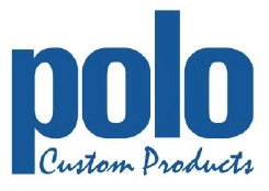 Polo Custom Products Updated Logo